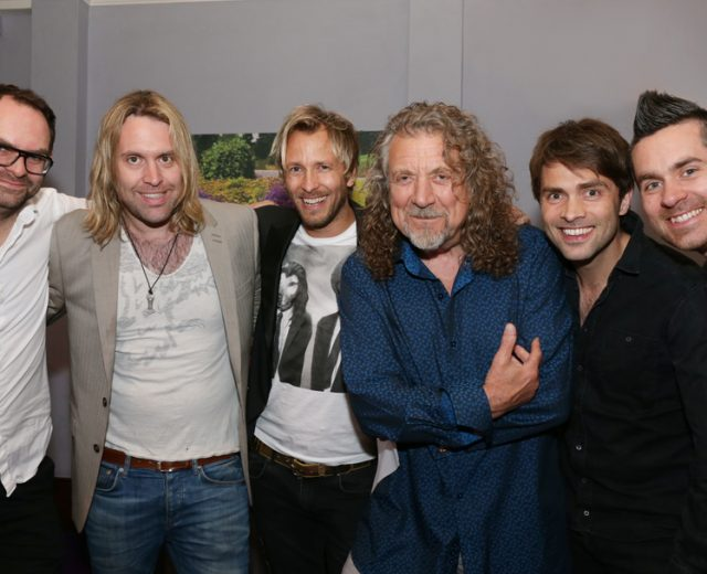 RPJ Band and Robert Plant