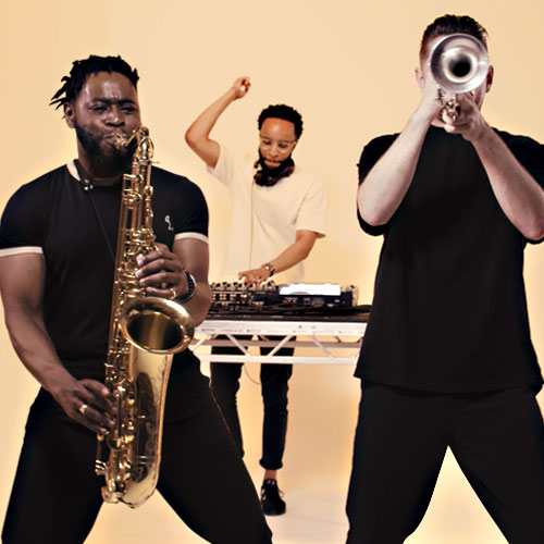MOSES AND THE HOT CITY HORNS